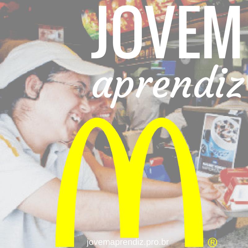 Jovem Aprendiz McDonald's