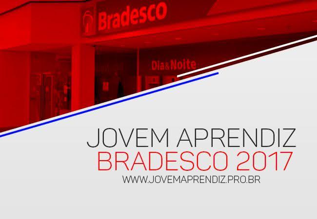 Jovem Aprendiz Bradesco 2017