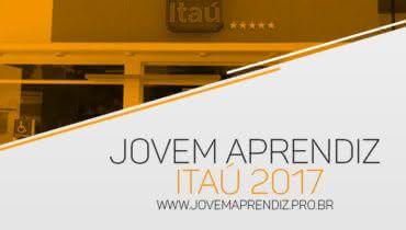 Jovem Aprendiz Itaú 2017