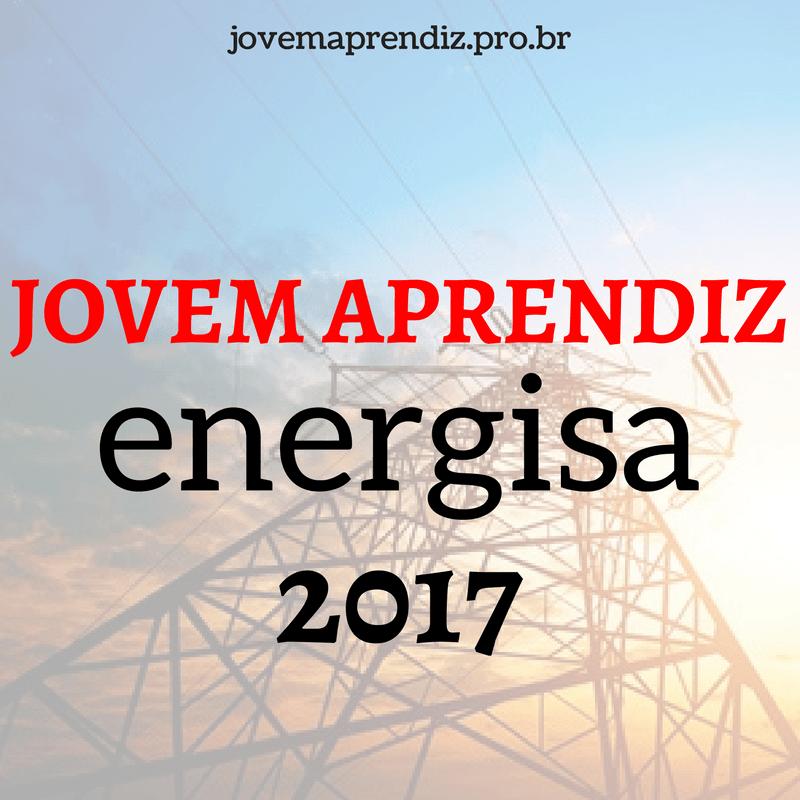 Jovem Aprendiz Energisa 2017