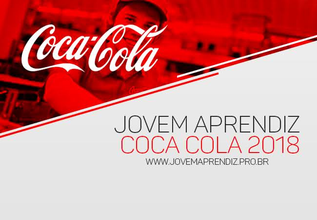 Jovem Aprendiz Coca Cola 2018