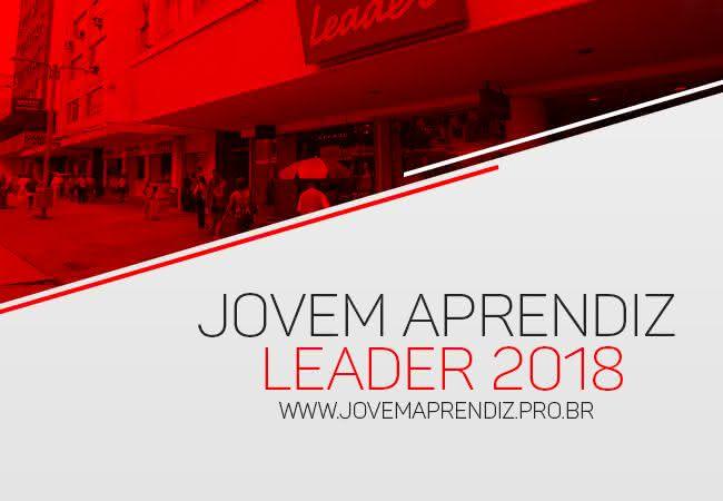 Jovem Aprendiz Leader 2018