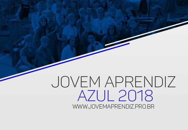 Jovem Aprendiz Azul 2018