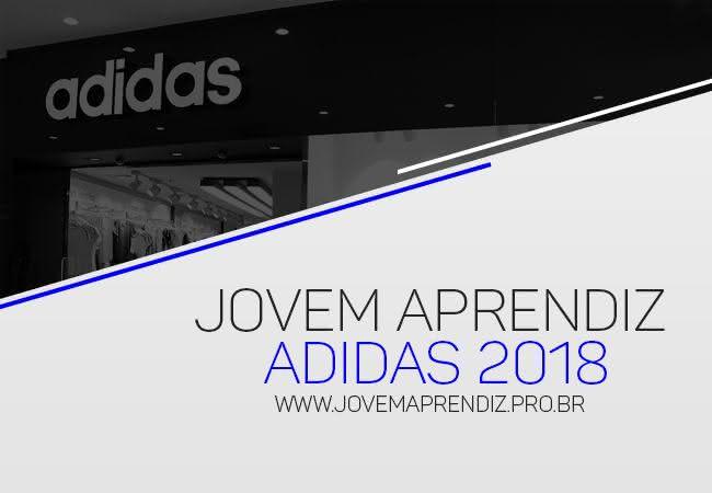 Jovem Aprendiz Adidas 2018