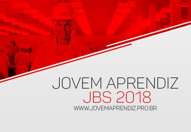 Jovem Aprendiz JBS 2018