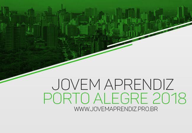 Jovem Aprendiz Porto Alegre 2018