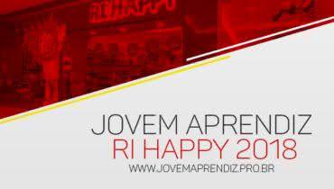 Jovem Aprendiz Ri Happy 2018