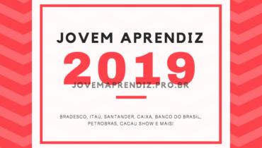 Jovem Aprendiz 2019