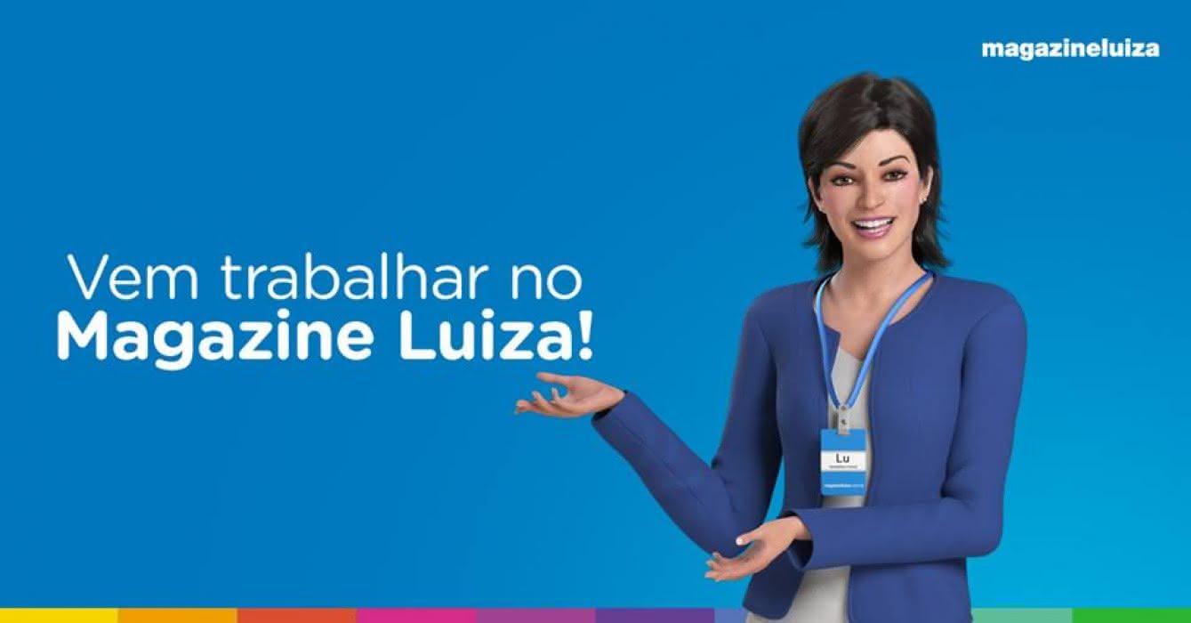 Jovem Aprendiz Magazine Luiza 2020