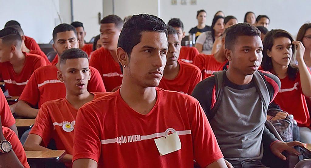 Jovem Aprendiz Cruz Vermelha 2020