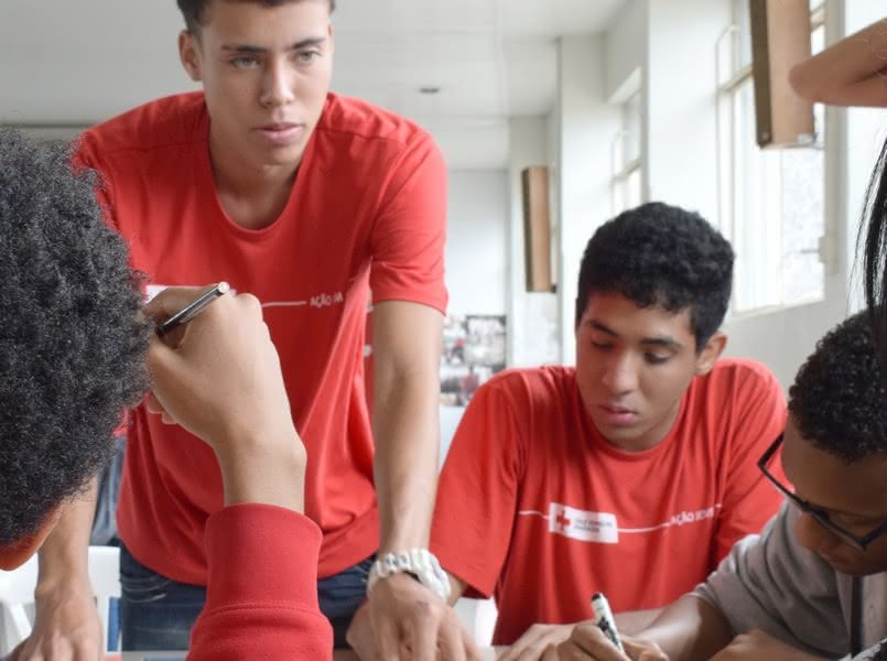 Inscrições Jovem Aprendiz Cruz Vermelha 2020