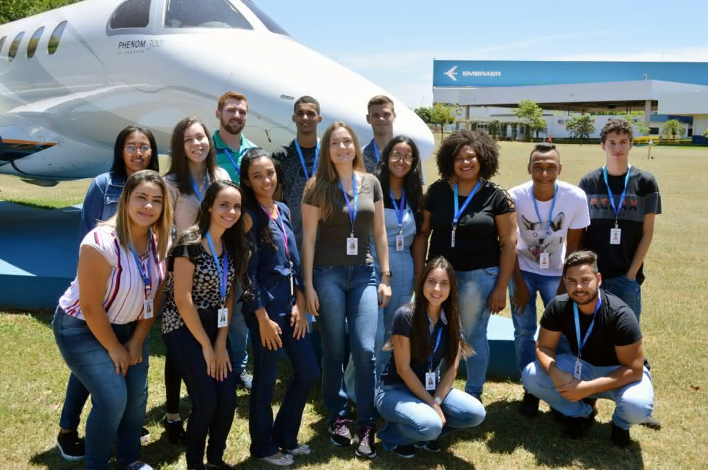 Jovem Aprendiz Embraer 2020