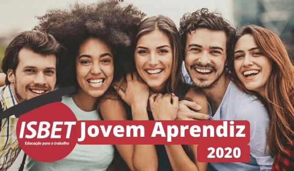 Jovem Aprendiz ISBET 2020
