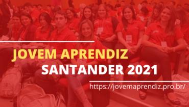 Jovem Aprendiz Santander 2021