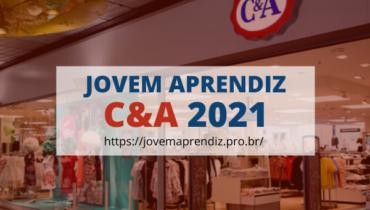 Jovem Aprendiz C&A 2021