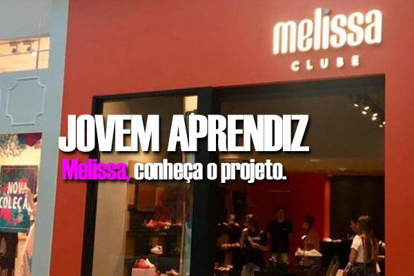 Jovem Aprendiz Melissa 2021