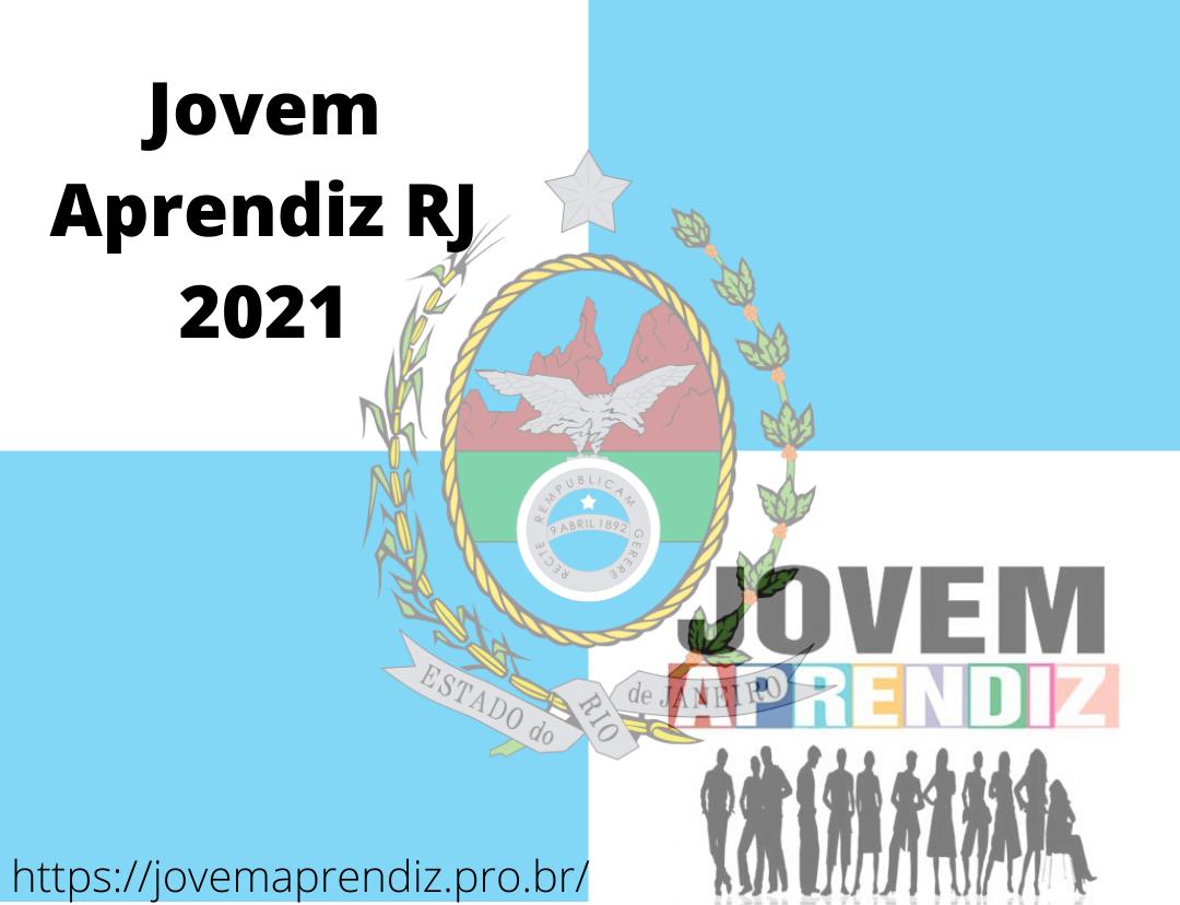 Jovem Aprendiz RJ 2021