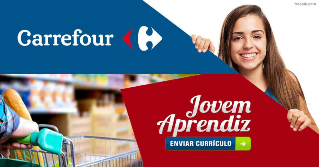 Jovem Aprendiz Carrefour 2021