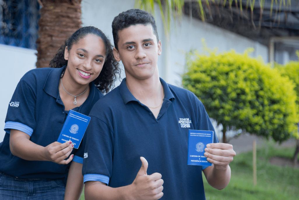 Inscrições Jovem Aprendiz 2022